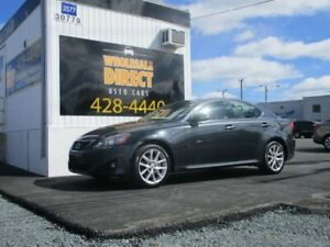 2011 Lexus IS 250 SEDAN AWD 2.5 L
