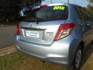 TOYOTA YARIS 2013 5DR suit mazda 2 getz camry swift corolla cruze Southport Gold Coast City Preview