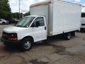 2009 Chevrolet Express Commercial Cutaway 4500