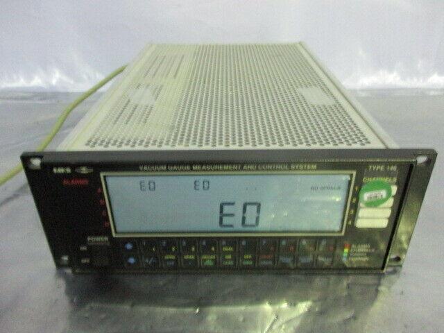 MKS 146B-AAFFN-1 Vacuum Gauge Measurement and Control System, Type 146, 421248