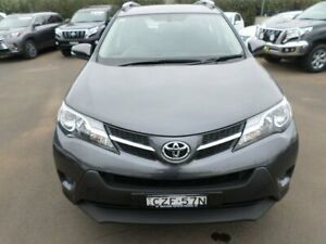 2015 Toyota RAV4 ZSA42R MY14 GX 2WD Graphite 7 Speed Constant Variable Wagon Young Young Area Preview