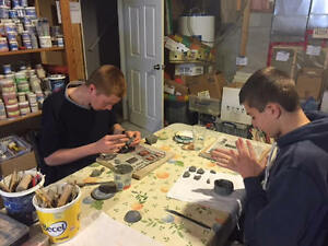 Pottery lessons, 8 week courses Peterborough Peterborough Area image 5