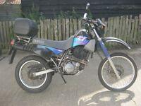 YAMAHA XT 350 CLASSIC TRAIL MOTORCYCLE-1994 MODEL-VGC & MOTed.