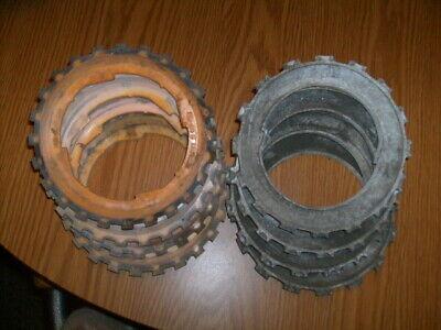 8 Vintage John Deere Tractor Planter Seed Plates 4 H 695 B 4 B9 24x