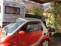 Smart Fortwo cabriolet 2003