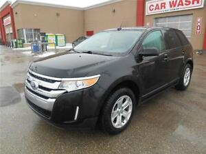 2013 Ford Edge SEL Heated Leather & Sunroof