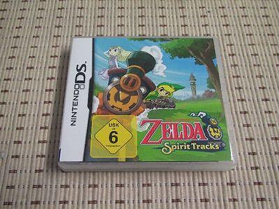 The Legend of Zelda Spirit Tracks für Nintendo DS, DS Lite, DSi XL,