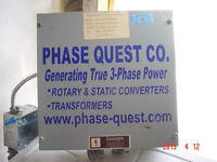 Phase Quest phase converter NOW $ 500 !!
