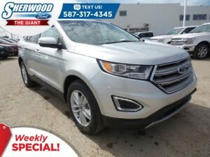 2018 Ford Edge SEL AWD - Bluetooth, USB, Rear View Camera