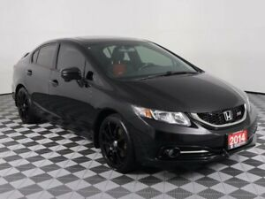 2014 Honda Civic Sedan SI/SUNROOF/1 OWNER/BACK UP CAMERA