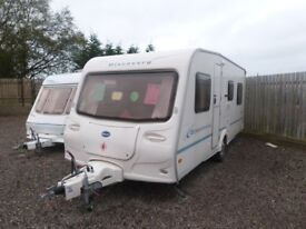 2006 5 berth bailey discovery