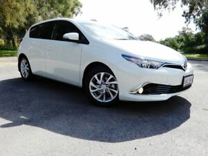 2016 Toyota Corolla ZRE182R Ascent Sport S-CVT White 7 Speed Constant Variable Hatchback Glenelg East Holdfast Bay Preview