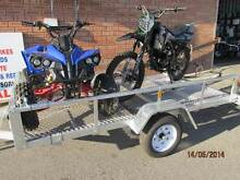 PACKAGE 1. ADULT QUAD + BIKE + TRAILER + GEAR  $6190 Forrestfield Kalamunda Area Preview
