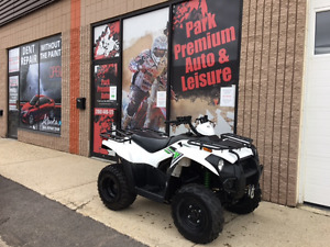 2016 Kawasaki Brute Force 300cc, winch for only $49 bi-weekly!!