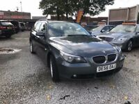 2006 BMW 5 Series 3.0 530d SE Touring 5dr Diesel Automatic ( 231 bhp) FSH+HEATED FRONT SEATS+SAT/NAV