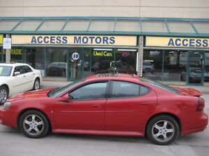 2007 Pontiac Grand Prix GT, Fully Certified, Leather, Sunroof