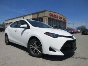 2018 Toyota Corolla LE, ROOF, HTD. SEATS, BT, CAMERA, 21K!