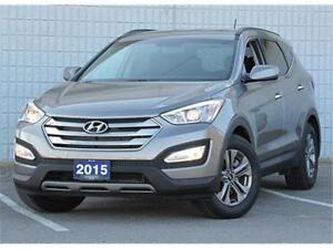 2015 Hyundai Santa Fe Sport Heated Seats|Heated Steering|LED Hea