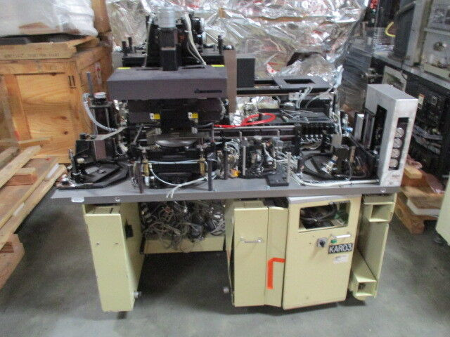 Karl Suss MA 200 Litho Mask Aligner 200mm Wafer 210AA057-03, Suss Microtec