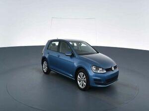2015 Volkswagen Golf AU MY15 90 TSI Comfortline Blue 7 Speed Automatic Hatchback Virginia Brisbane North East Preview