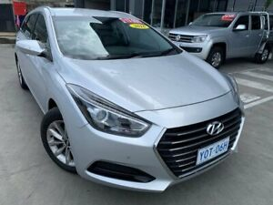 2016 Hyundai i40 VF4 Series II Active Tourer Silver 6 Speed Sports Automatic Wagon Fyshwick South Canberra Preview