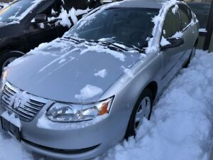 2007 Saturn Ion, 117000km,$2995 Safetied Ion.2 Midlevel Ion.2 Mi