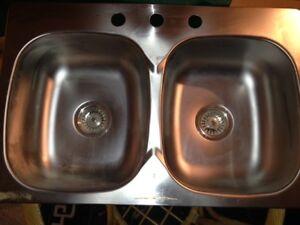 Top Mount Double Kitchen Sink