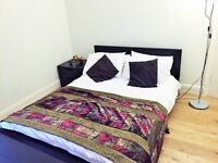 Spacious double room in W2, inclusive of all bills, living room