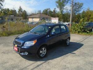 """2010 CHEVROLET AVEO-ONLY 78,000 KM-EXTRA CLEAN-""""SALE"""" PRICED!"""