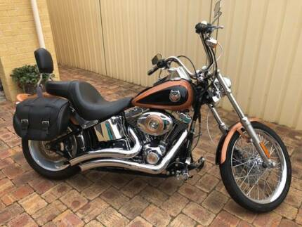 2008 105th Anniversary Harley Davidson Softail Custom FXSTC Bunbury Bunbury Area Preview