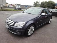 LHD 2008 MERCEDES BENZ C220 CDI AUTOMATIC 4 Door FRENCH REGISTERED