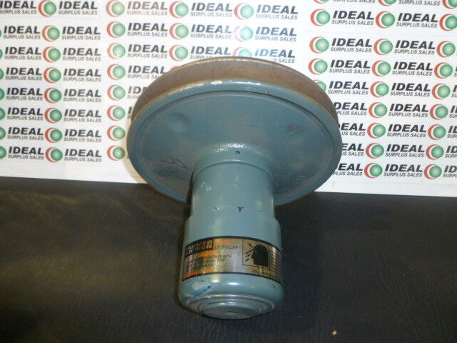 RELIANCE ELECTRIC P2090 011 JR VARIABLE SPEED PULLEY USED