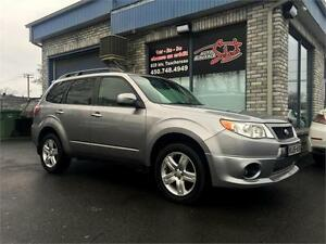 2010 Subaru Forester X Limited AWD TOIT PANORAMIQUE
