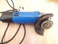 230 V, 500 watt small angle grinder