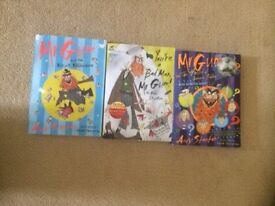 Set of 3 Mr Gumm books - all in excellent condition