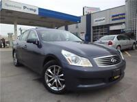 2008 INFINITI G35X AWD, MINT CONDITION, FULLY LOADED