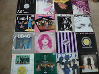 "12"" Vinyl Singles,"