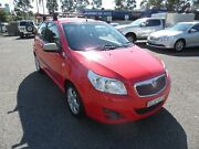 2010 Holden Barina TK MY10 Red 5 Speed Manual Hatchback Homebush West Strathfield Area Preview