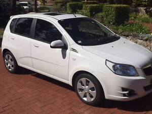 2010 Holden Barina Sedan Huntleys Cove Hunters Hill Area Preview