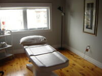 Special space available for Skin and Body services