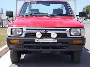 1995 Toyota Hilux Ute Mount Louisa Townsville City Preview