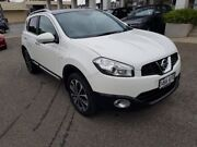 2013 Nissan Dualis J10W Series 4 MY13 Ti-L Hatch X-tronic 2WD White 6 Speed Constant Variable Bridgewater Adelaide Hills Preview