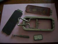 Very old shaving kit