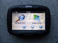 Sat Nav GPS Garmin Zumo 340LM