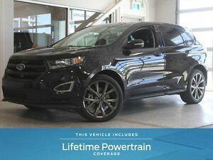 2016 Ford Edge Sport-AWD-Moon Roof-Nav-Enhanced Park Assist