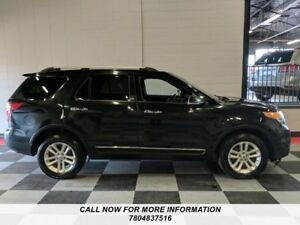 2012 Ford Explorer AWD, XLT, Leather, Sunroof, 3rd Row Seating
