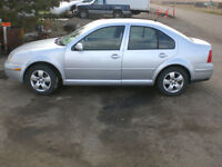 Parting out 2003 VW Jetta TDI Diesel with 330214K