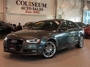 2014 Audi A4 TECHNIK-S LINE-NAVIGATION-CAM-ONLY 56KM