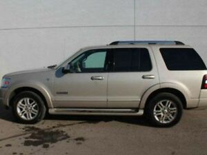 2007 Ford Explorer Limited: EXTRA SET OF WINTER TIRES, Leather,