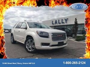 2015 GMC Acadia Denali, One Owner, Nav, Roof, Leather!!